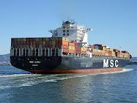 Machines Freight Shipping Ocean Air Forwarded Logistics