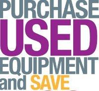 buy used machines save money