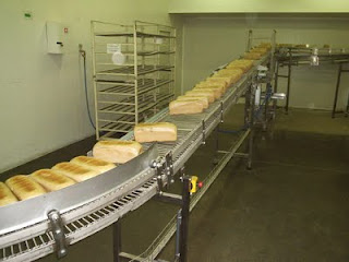 Pr sentation d une ligne de production de pain de mie et de biscottesexapro blog exapro blog - Pain de mie machine a pain ...